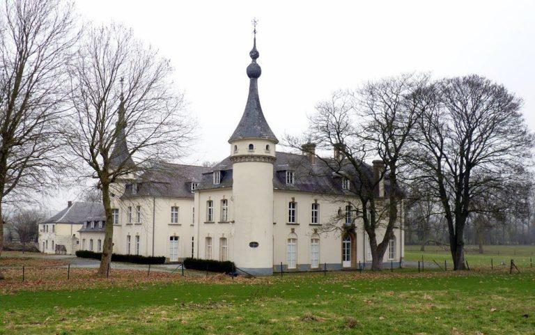 Château de La Hutte - Ressaix